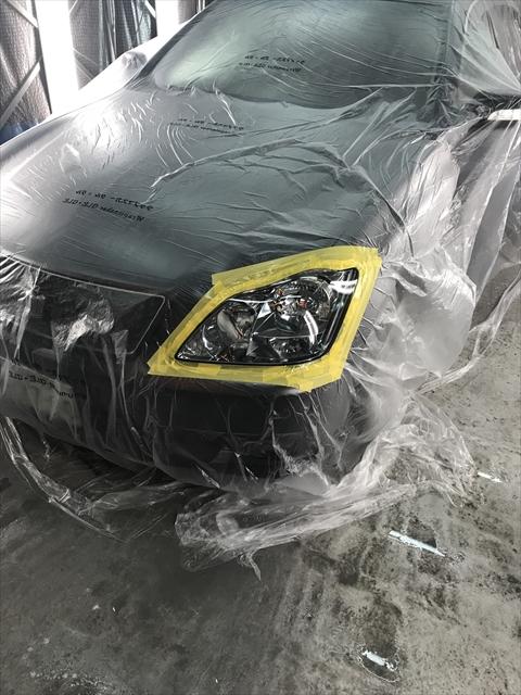 京都府綾部市の自動車鈑金塗装のSMP